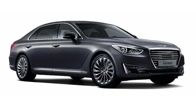 Meet Hyundai's new flagship, the Genesis G90