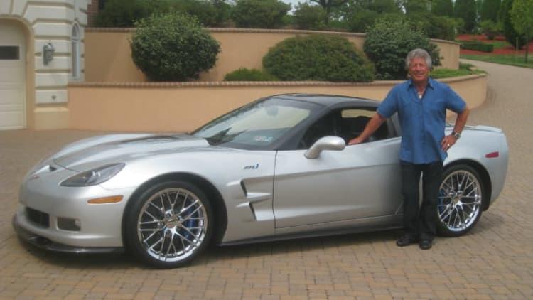 eBay Find of the Day: Mario Andretti's personal 2009 Corvette ZR1