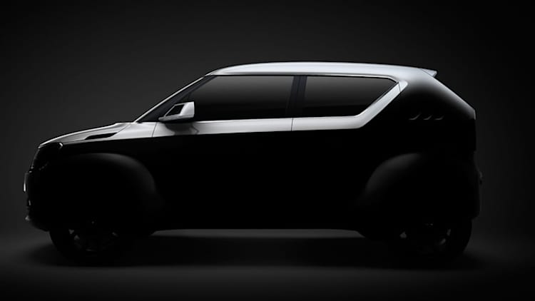 Suzuki teases iK-2 and iM-4 concepts set to debut at Geneva