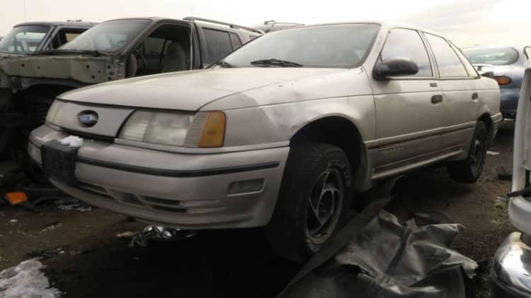 Junkyard Gem: 1989 Ford Taurus SHO