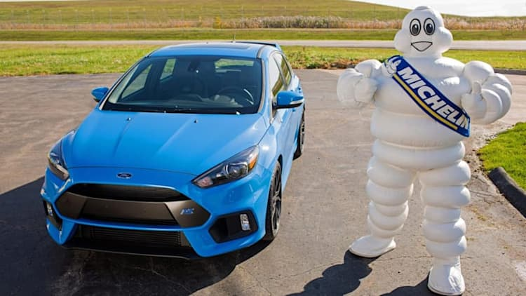 Ford Performance and Michelin sign performance tire deal