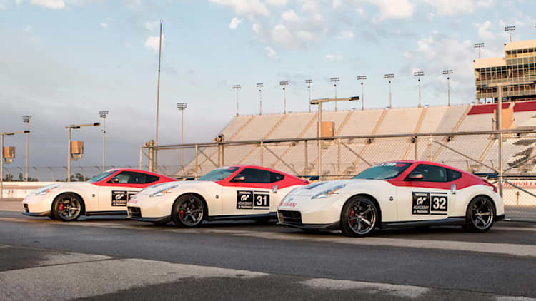 Nissan GT Academy: Living the dream