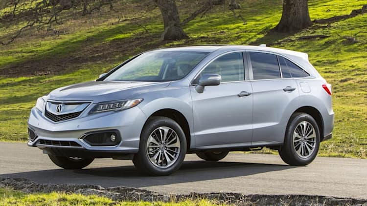 2016 Acura RDX priced from $35,270*