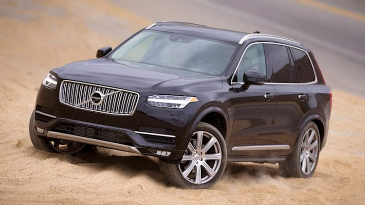 Volvo prepping 2016 XC90 recall due to curtain airbag trim panel [UPDATE]