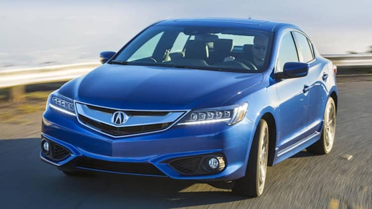 Acura ILX Type S could get 300-hp turbo four