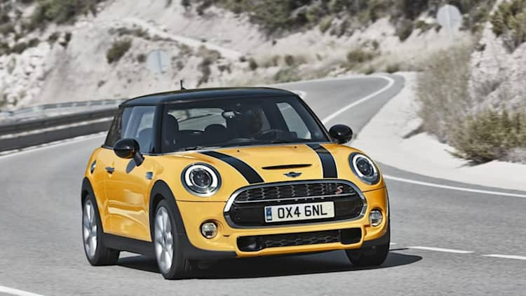 NHTSA slaps BMW with $40M fine for slow Mini recall
