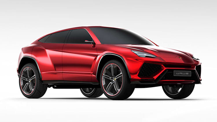 Lamborghini agrees to produce Urus in Italy