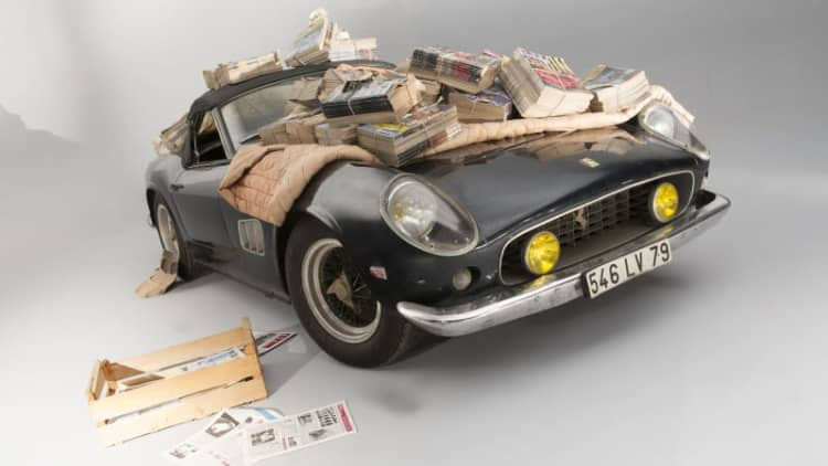 Top automotive barn finds of recent history