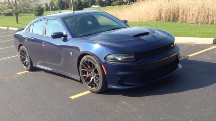 Daily Driver: 2015 Dodge Charger SRT Hellcat