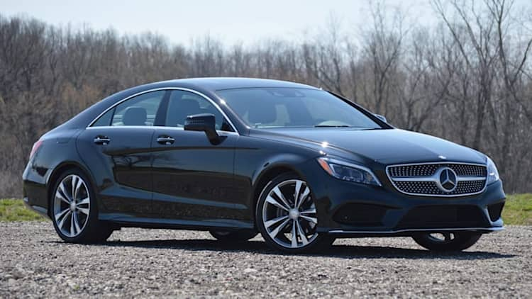 2015 Mercedes-Benz CLS400 [w/video]
