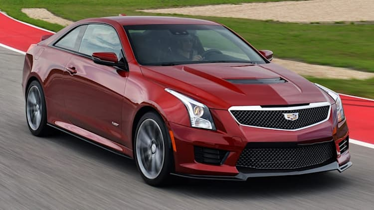 2016 Cadillac ATS-V First Drive [w/video]