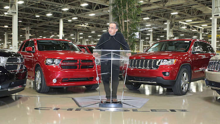FCA recalls 15k Grand Cherokees, Durangos over brake issues