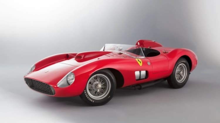 1957 Ferrari 335S sells for $34.9M, still not most expensive Ferrari ever sold