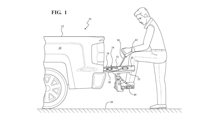 Next Chevy Silverado could get this built-in tailgate step