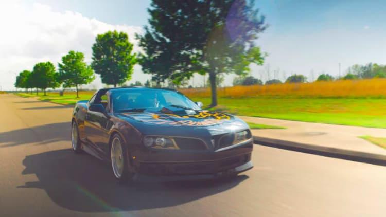 Camaro-based Trans Am SE Bandit Edition borrows Burt Reynolds