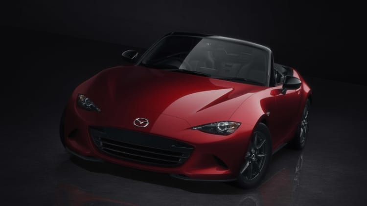 Mazda planning more powerful MX-5?