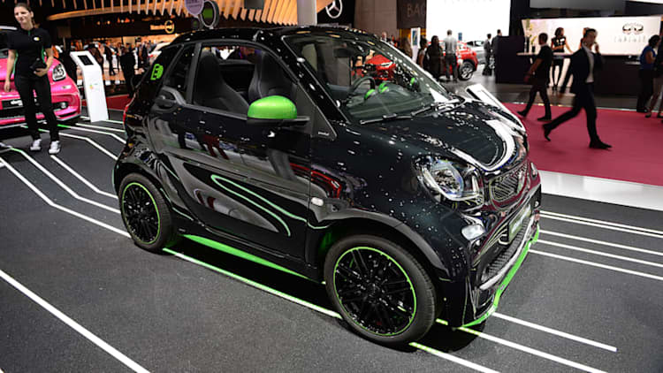 New Smart ForTwo ED charges faster and goes quicker