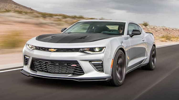 The right way to order a Camaro | 2017 Chevrolet Camaro 1LE First Drive