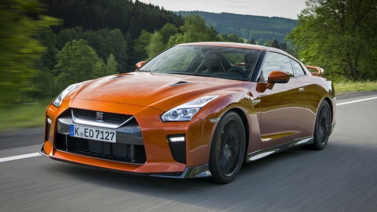2017 Nissan GT-R First Drive
