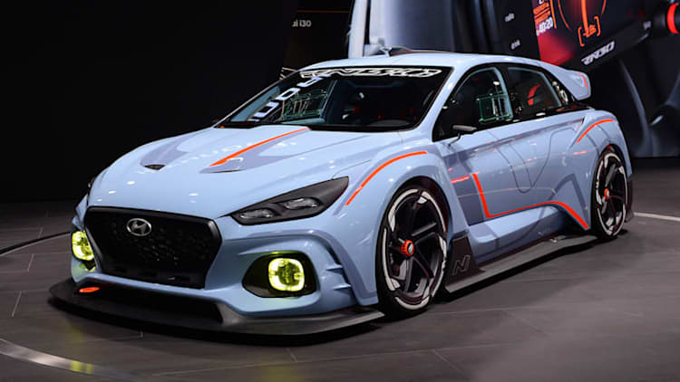 Hyundai's first N-performance car is hidden under the RN30 concept