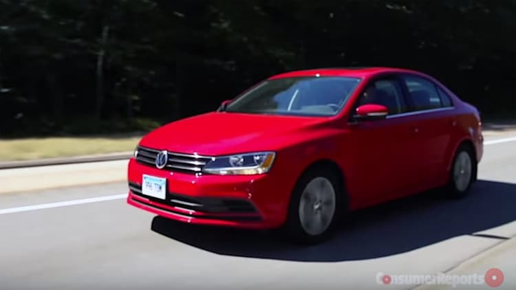 How the VW diesels perform in cheat mode