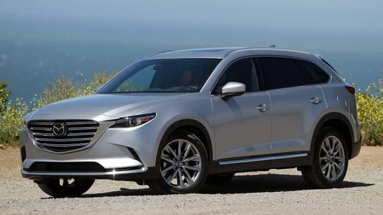 2016 Mazda CX-9 First Drive