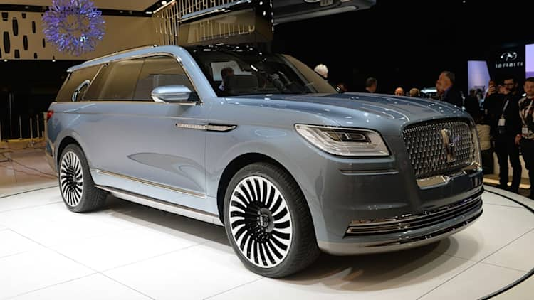 From Expedition to Navigator: our predictions for Lincoln's SUV