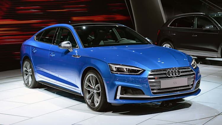 2018 Audi A5 and S5 Sportbacks are coming to America
