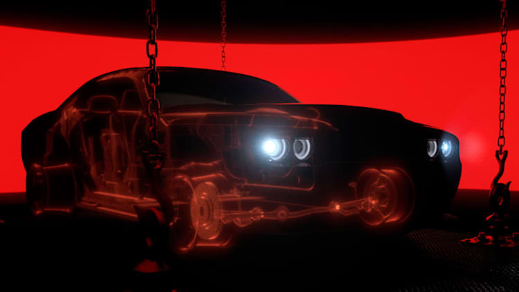The Dodge Demon sheds some weight in pursuit of speed