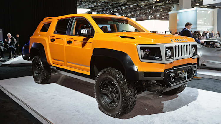 The VLF Automotive X-Series is a reminder that some people just don't know when to quit