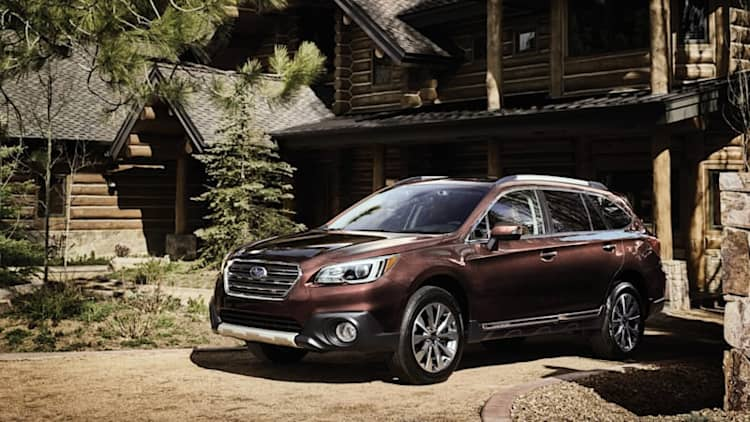 Subaru recalls 48.5k Legacy, Outback models for steering defect