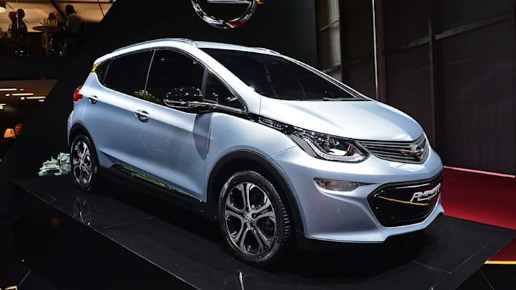 GM's European Opel division may eventually go all-electric