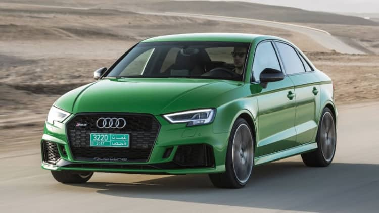 Coming to America | 2018 Audi RS3 Sedan First Drive