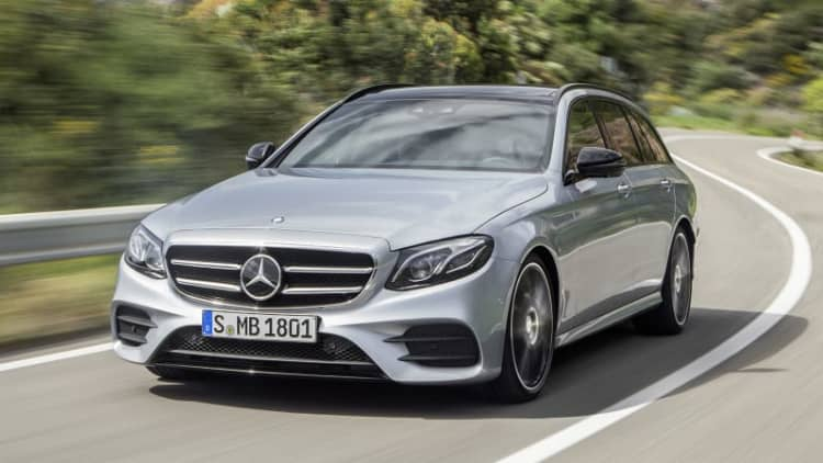 Utility, luxury, and speed | 2017 Mercedes-Benz E400 Wagon First Drive