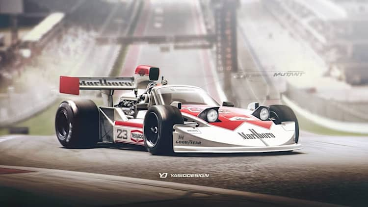 A '70s F1 car and a first-gen Miata make an amazing lovechild