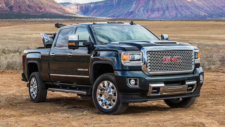 Torque time | 2017 GMC Sierra HD First Drive