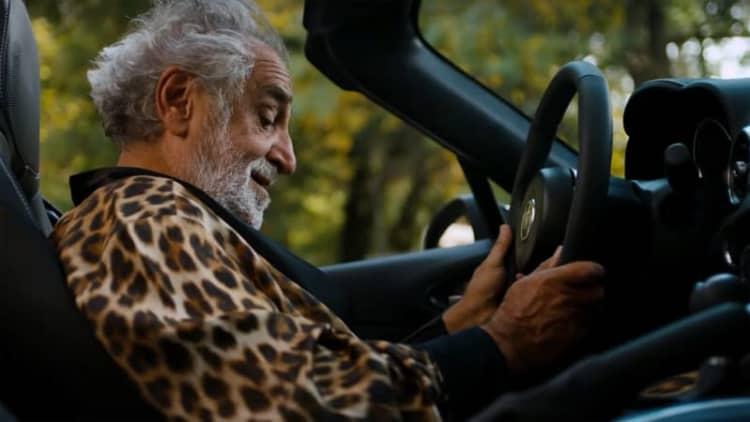 Fiat jokes 124 Spider as effective as Viagra