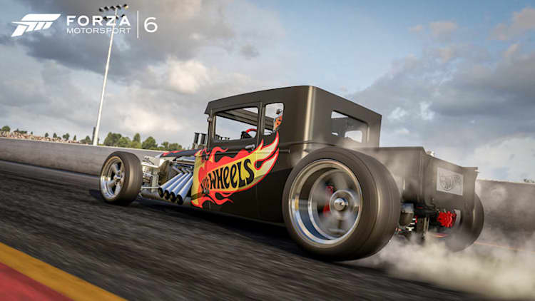 Forza Motorsport 6's new drivable Hot Wheels cars are the best