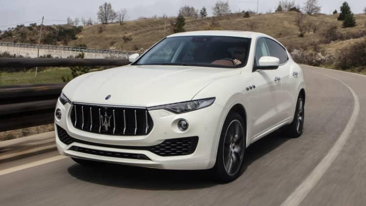 2017 Maserati Levante First Drive