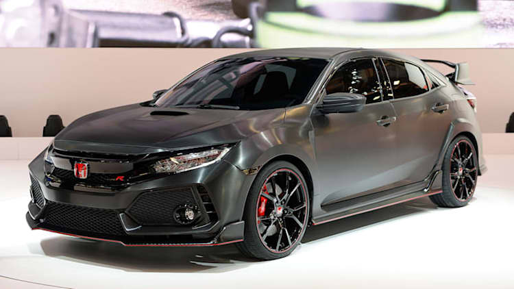 The glorious return of the Civic Type R