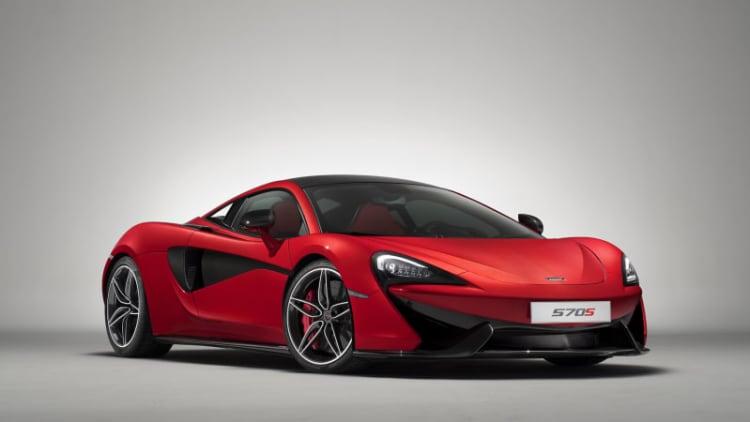 McLaren 570S Design Editions add $10k but still make financial sense