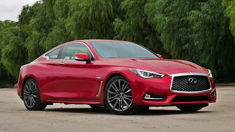 A beautiful conundrum | 2017 Infiniti Q60 First Drive