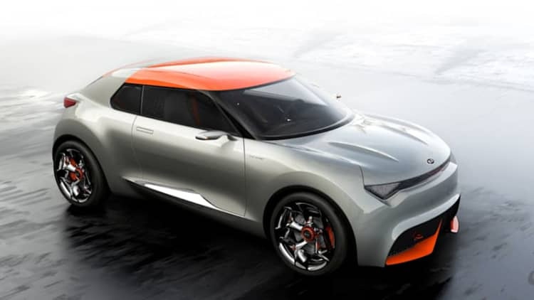 Kia prepping Provo-inspired Mazda CX-3 challenger for 2017