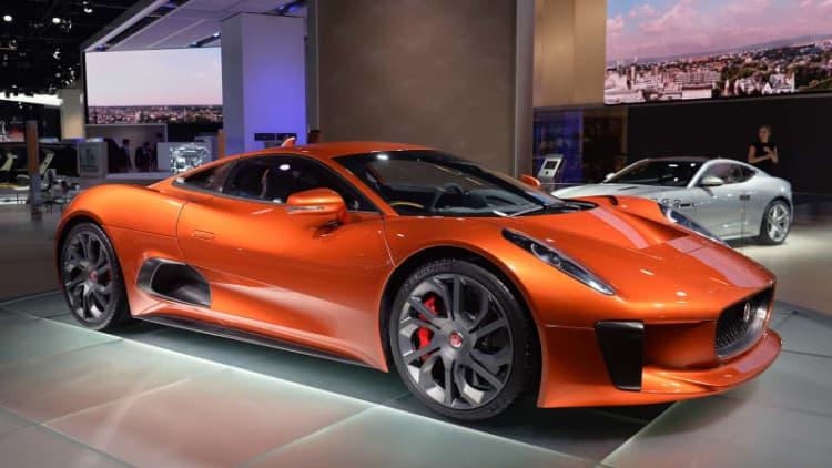 Jaguar axes supercar plans, focuses on luxury EVs