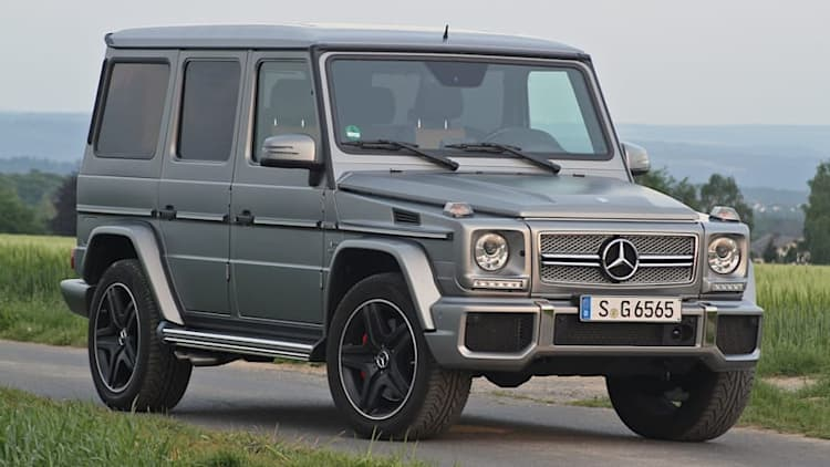 2015 Mercedes-AMG G65 Review