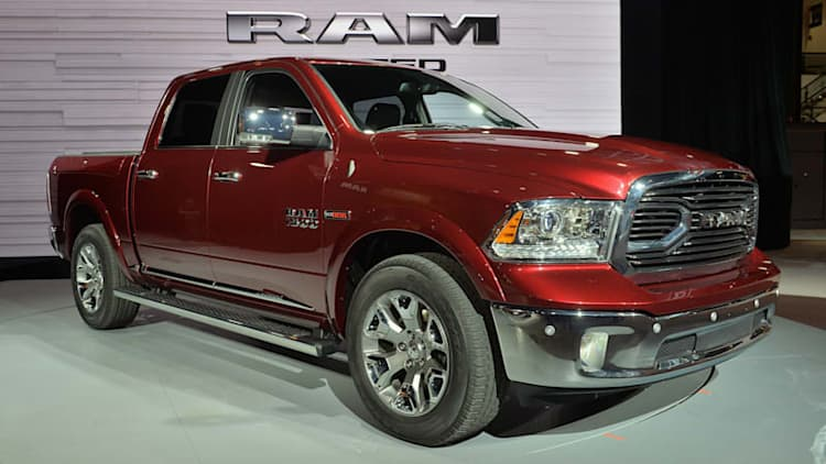 2016 Ram Laramie Limited is a comfy way to haul stuff in Chicago