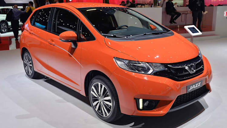 2015 Honda Jazz should Fit right in