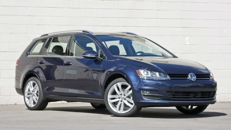 2016 Volkswagen Golf TDI SportWagen Review