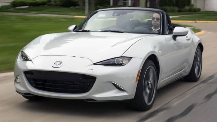 2016 Mazda MX-5 Miata 2.0L First Drive [w/video]