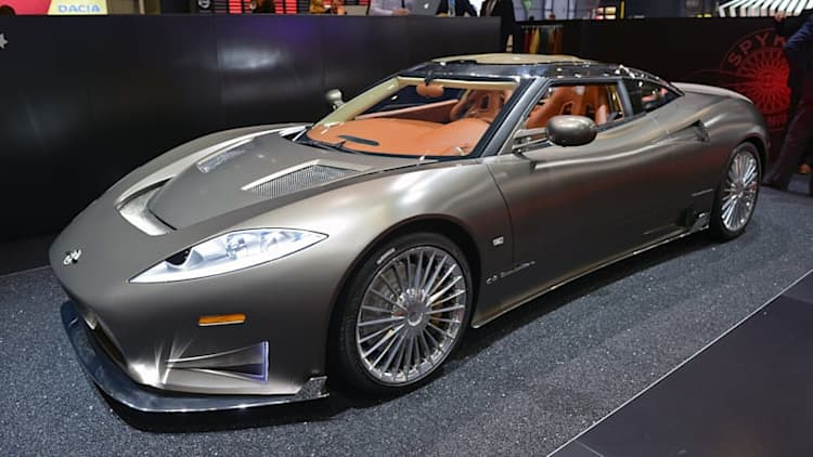 Is the Spyker C8 Preliator worth the $354,900 price tag?